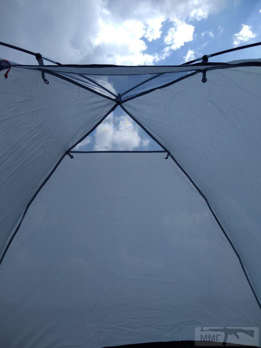 32563 - 3х местная палатка Hannah + тент (Чехия)