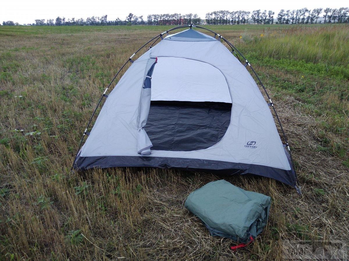 32568 - 3х местная палатка Hannah + тент (Чехия)