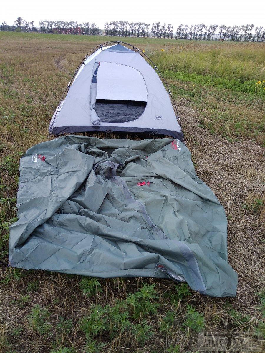 32572 - 3х местная палатка Hannah + тент (Чехия)