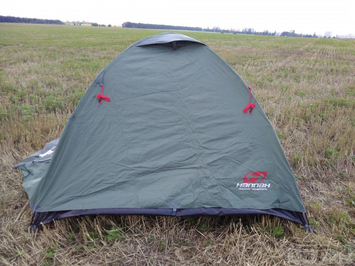 32574 - 3х местная палатка Hannah + тент (Чехия)