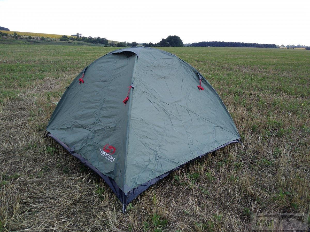 32575 - 3х местная палатка Hannah + тент (Чехия)
