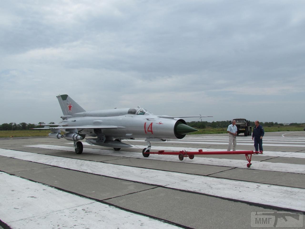 32622 - Последние МиГ-21