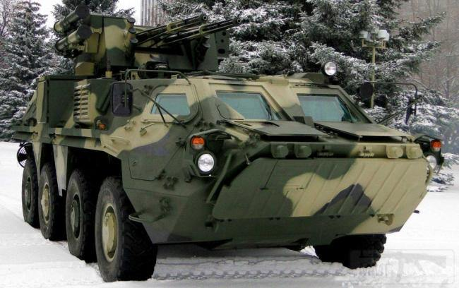 3292 - Бронетехника ВСУ - история, современность, будущее...