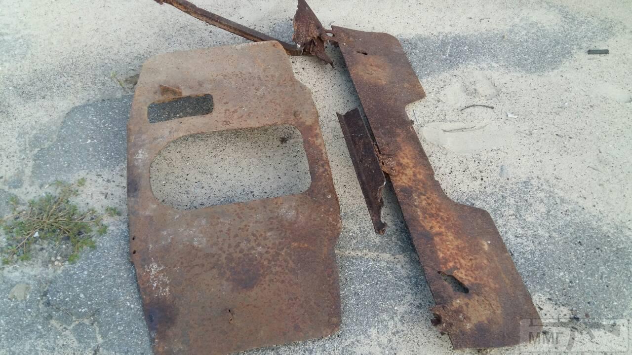 33067 - Колеса и лафет на полевую пушку обр 1927 года