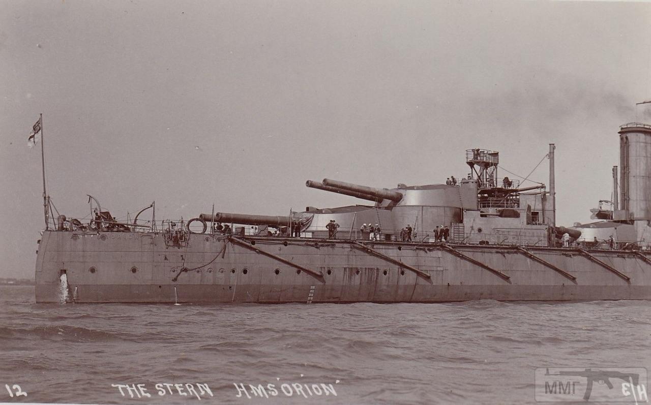 33229 - Броненосцы, дредноуты, линкоры и крейсера Британии