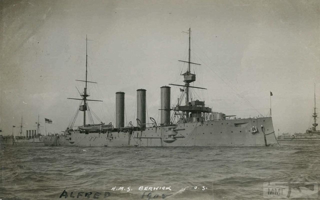 33373 - Броненосцы, дредноуты, линкоры и крейсера Британии