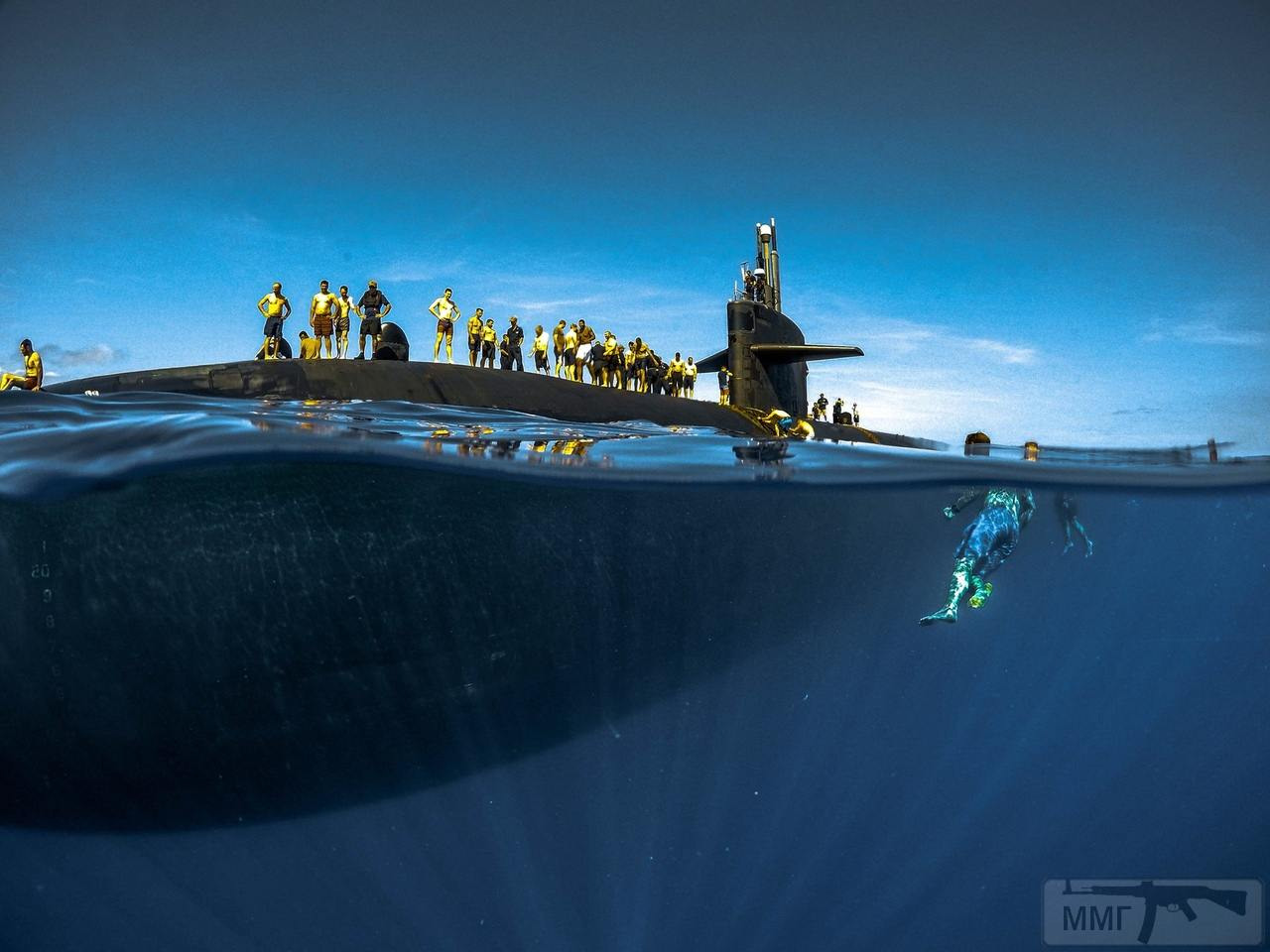 33374 - Атомные субмарины.
