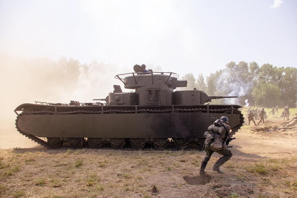 3339 - Самые необычные танки