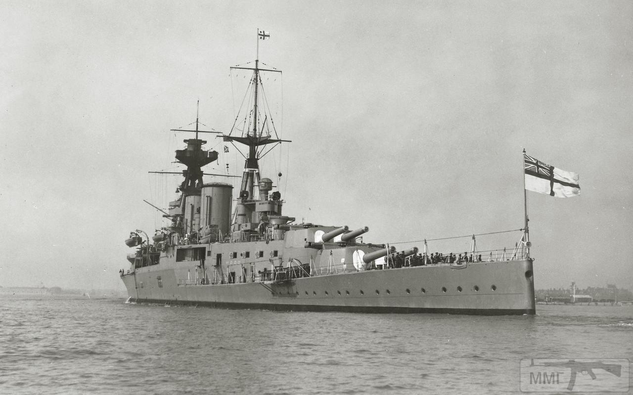 33714 - Броненосцы, дредноуты, линкоры и крейсера Британии