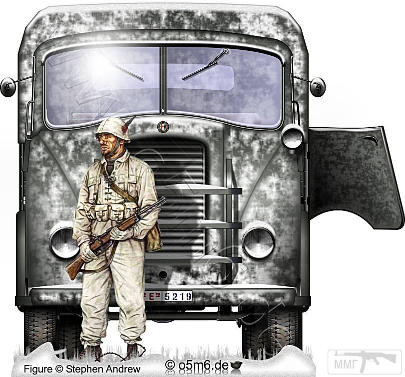 33793 - Военный транспорт союзников Германии во Второй мировой
