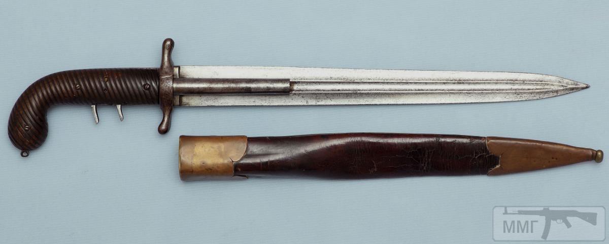 33970 - Шпилечный револьвер — сабля.