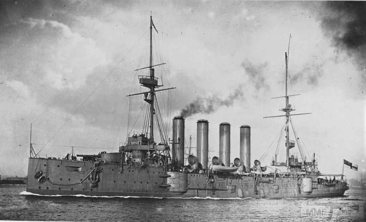 34019 - Броненосцы, дредноуты, линкоры и крейсера Британии