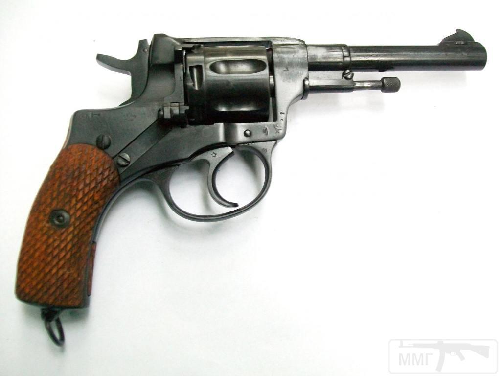 3402 - Револьвер системы Нагана