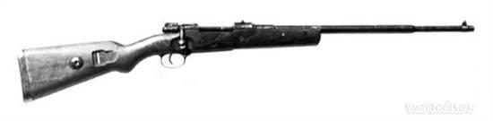 34059 - Маузер 98, 98к и модификации