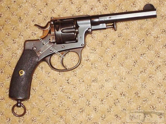 34078 - Револьвер системы Нагана