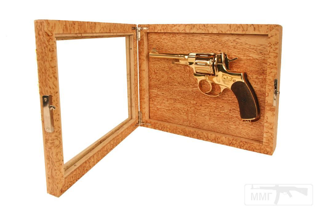 3417 - Револьвер системы Нагана