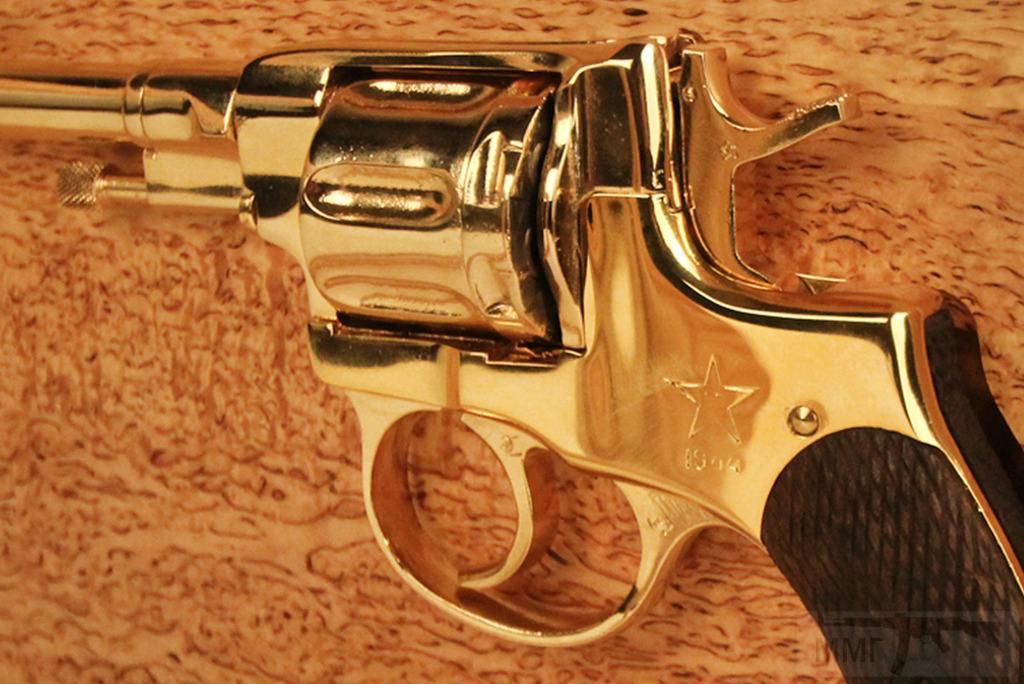 3418 - Револьвер системы Нагана