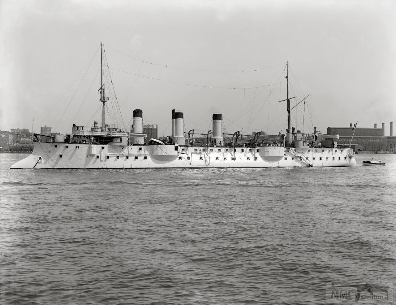 34235 - Крейсер Chasseloup-Laubat