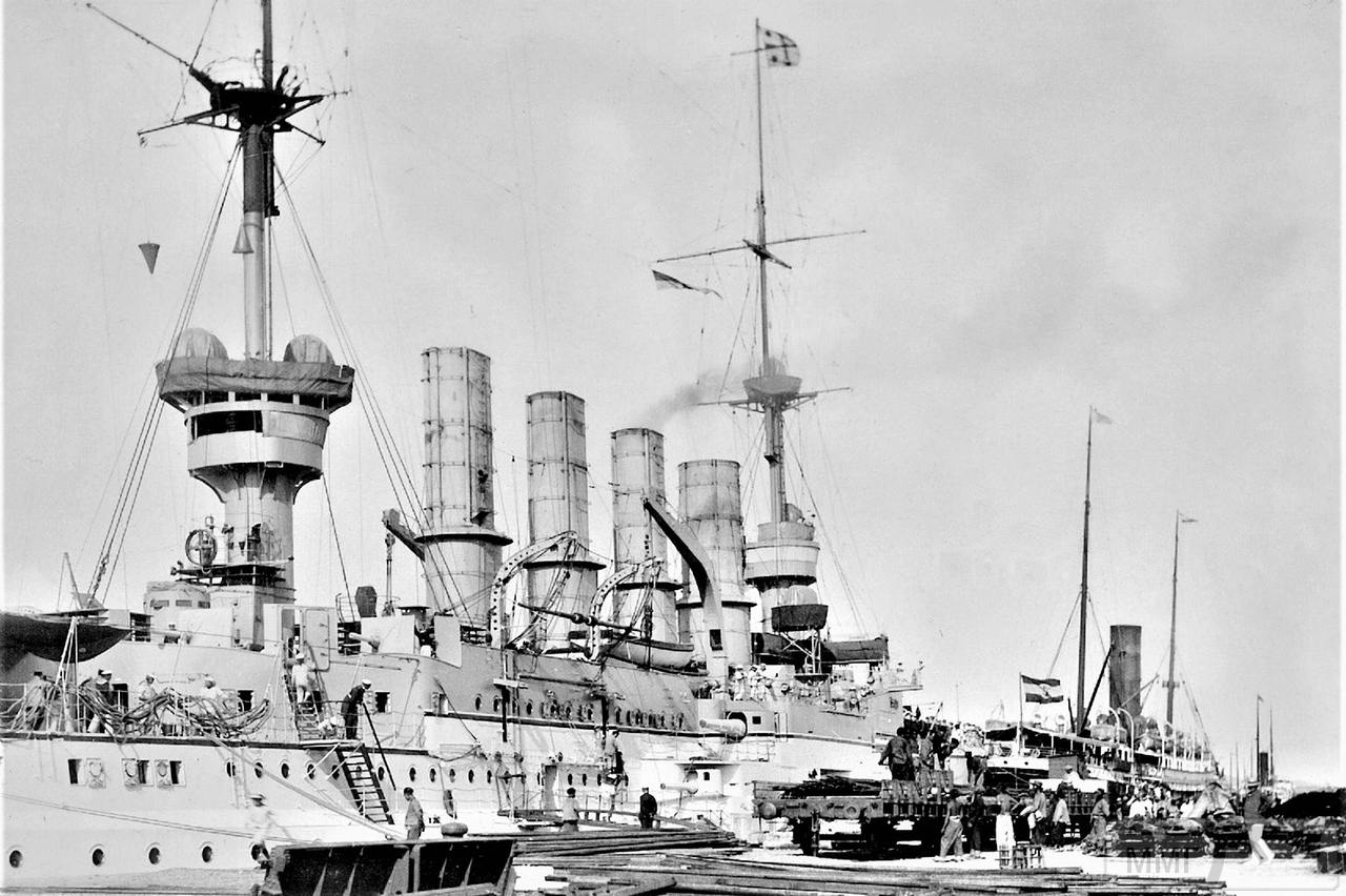 34237 - SMS Scharnhorst