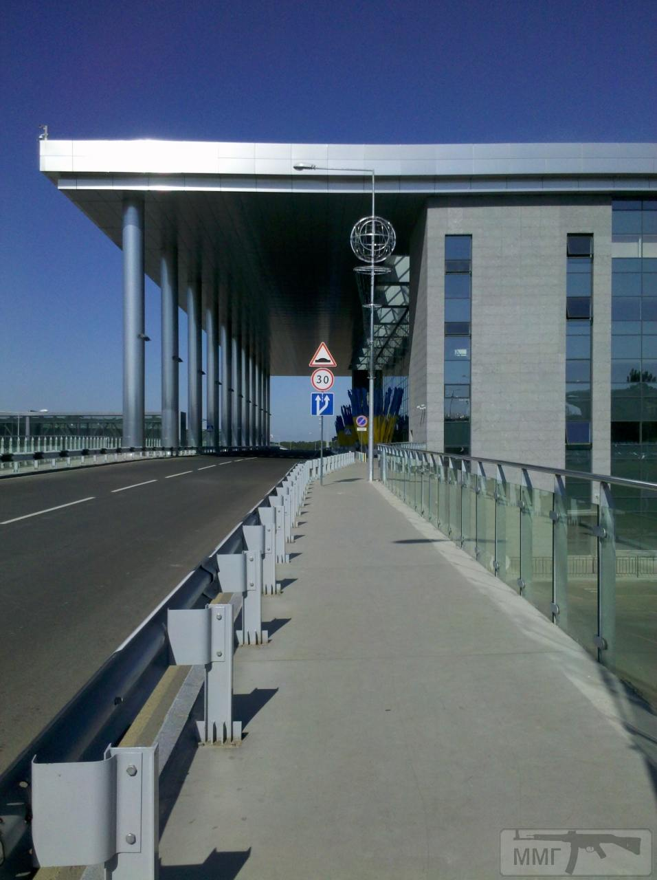 34316 - Донецкий аэропорт, новый терминал