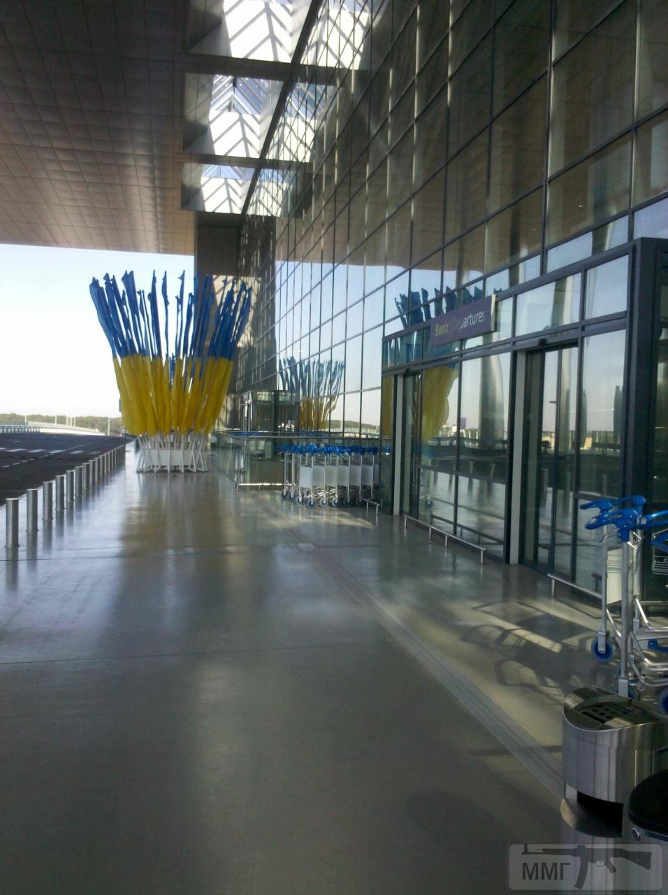 34317 - Донецкий аэропорт, новый терминал