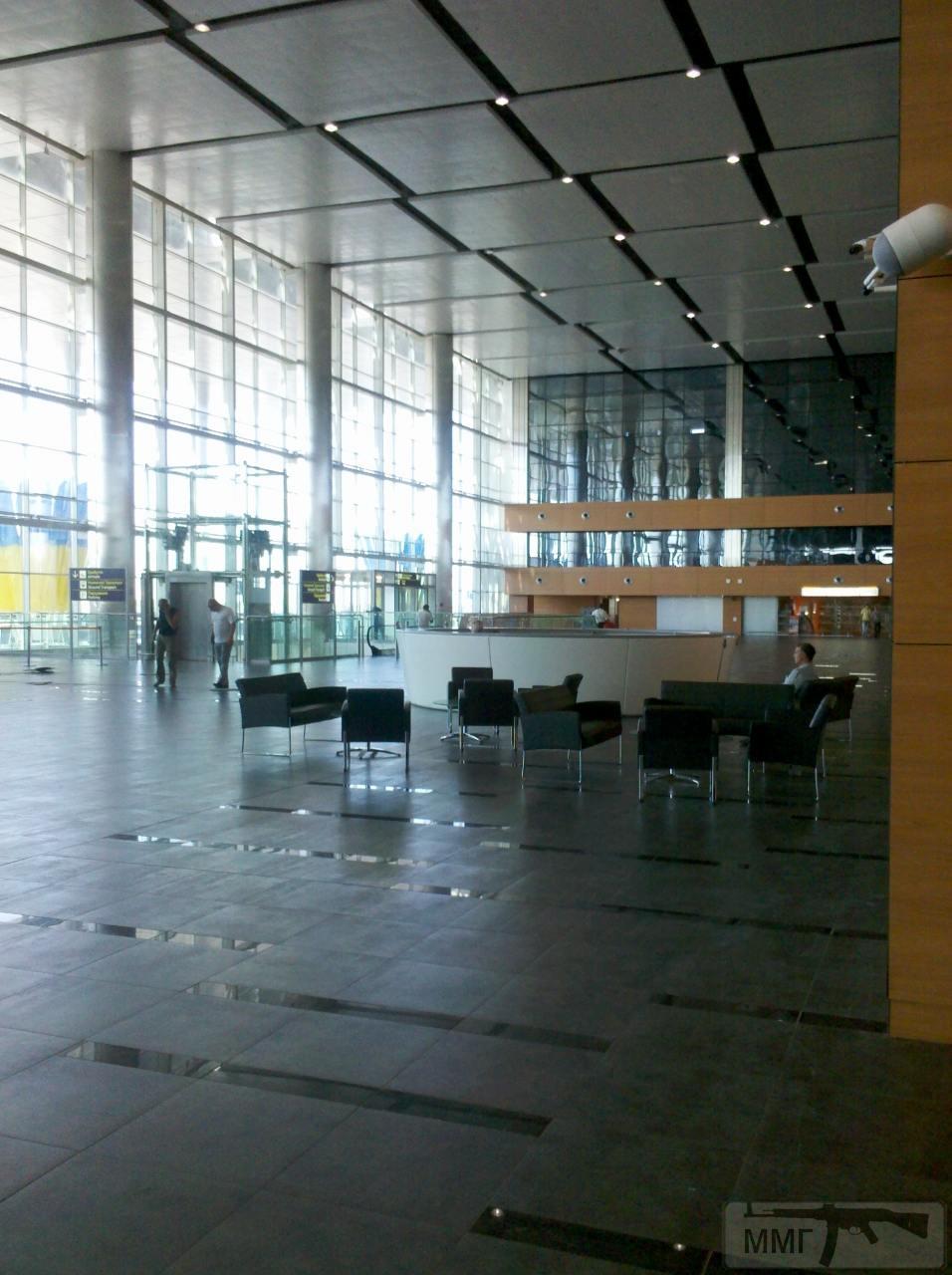 34318 - Донецкий аэропорт, новый терминал