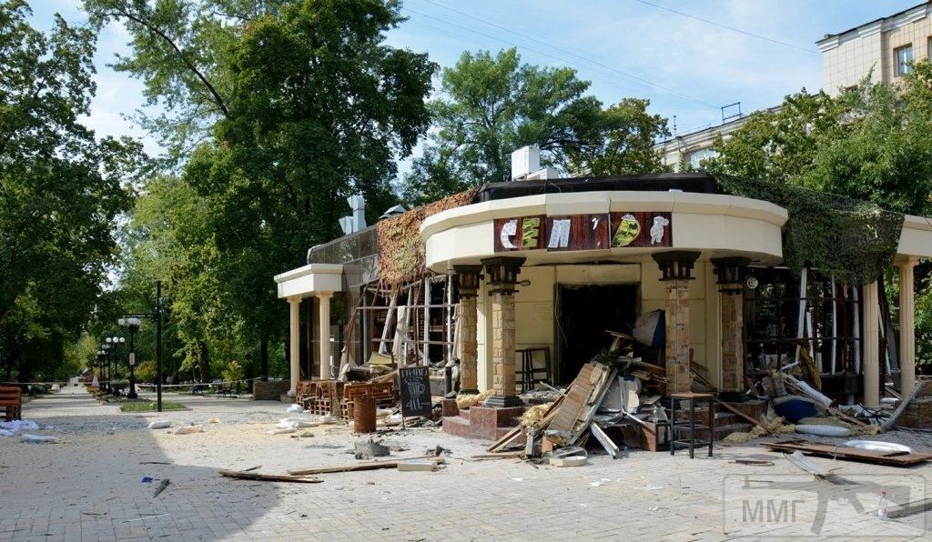 34431 - Командование ДНР представило украинский ударный беспилотник Supervisor SM 2, сбитый над Макеевкой