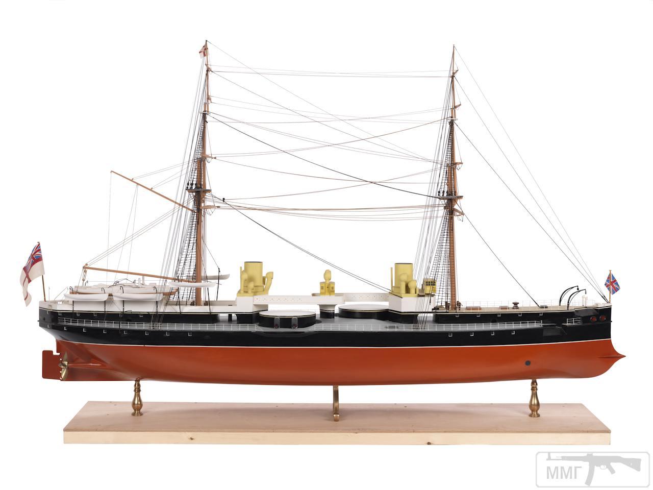 34451 - Броненосцы, дредноуты, линкоры и крейсера Британии