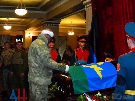 34475 - Командование ДНР представило украинский ударный беспилотник Supervisor SM 2, сбитый над Макеевкой