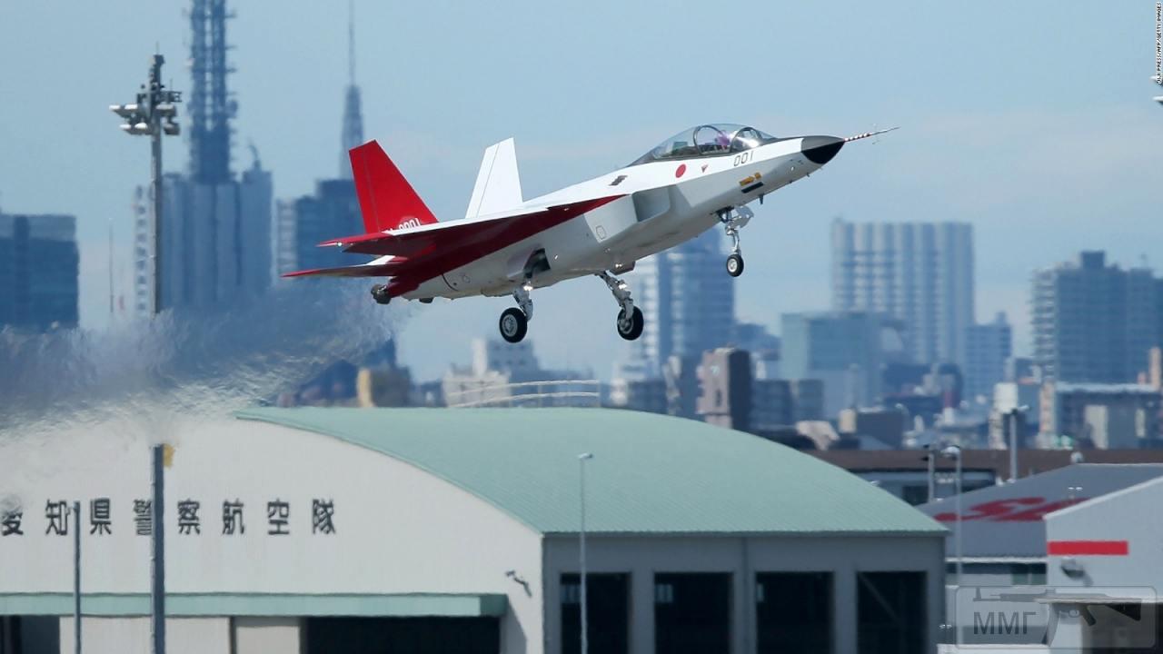 34589 - Mitsubishi X-2 Shinshin