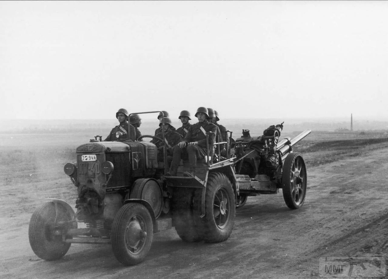34755 - Немецкая артиллерия второй мировой