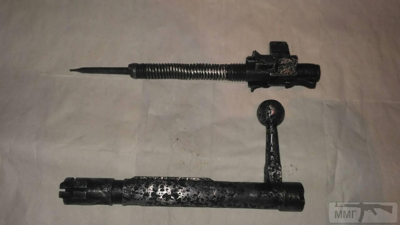34826 - Затвор винтовки маузер мод.98
