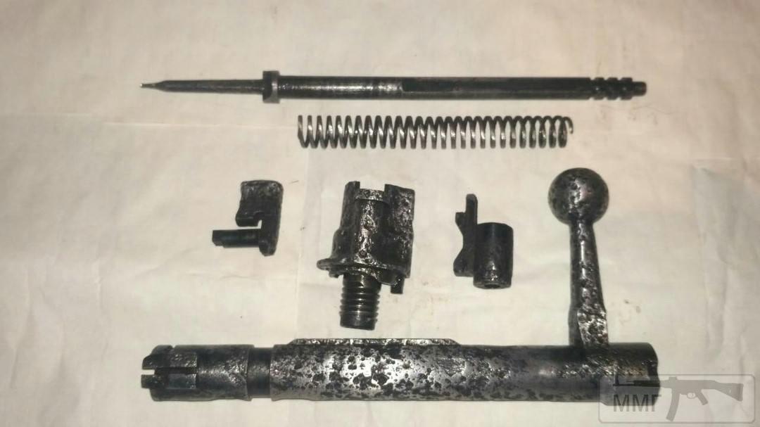 34830 - Затвор винтовки маузер мод.98