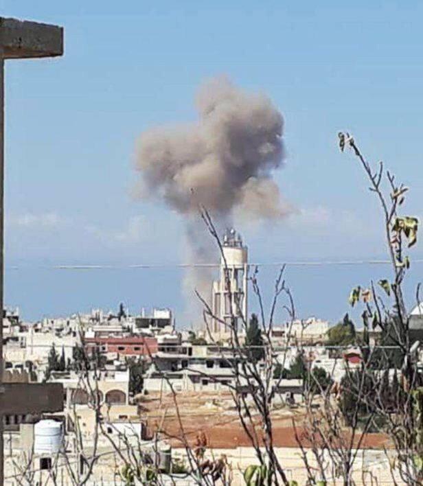 34913 - Сирия и события вокруг нее...