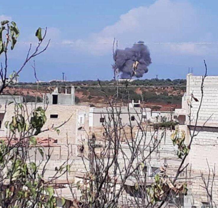 34914 - Сирия и события вокруг нее...