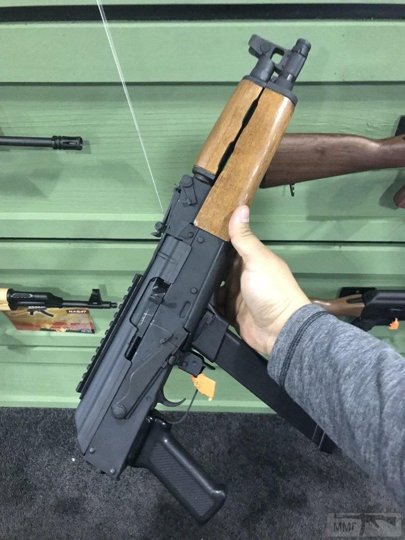 34931 - Century Arms AK-Draco NAK9 Pistol 9mm