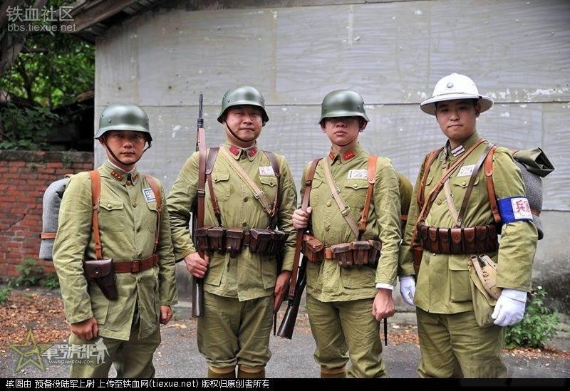 3497 - Азиатские реконструкторы