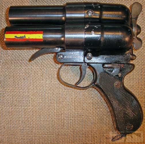 34970 - Пистолет для самурая