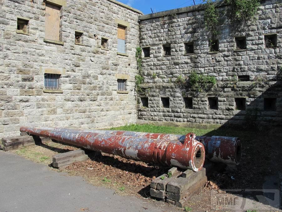 35004 - Корабельные пушки-монстры в музеях и во дворах...