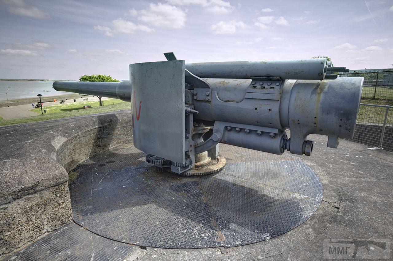 35007 - BL 6-inch Mk VII naval gun