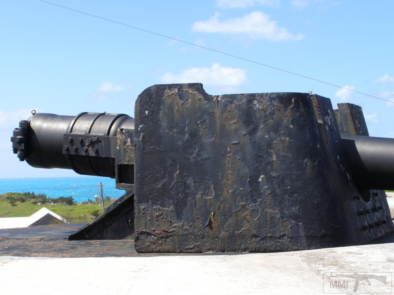 35012 - BL 9.2-inch Mk X