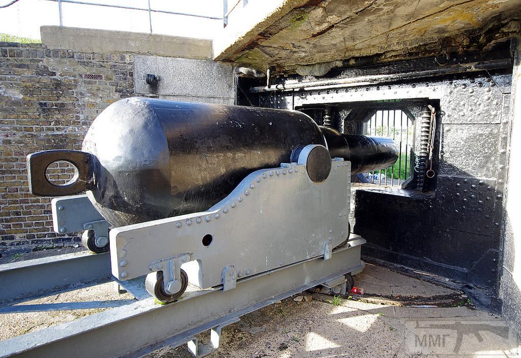 35024 - Replica RML 9 inch gun