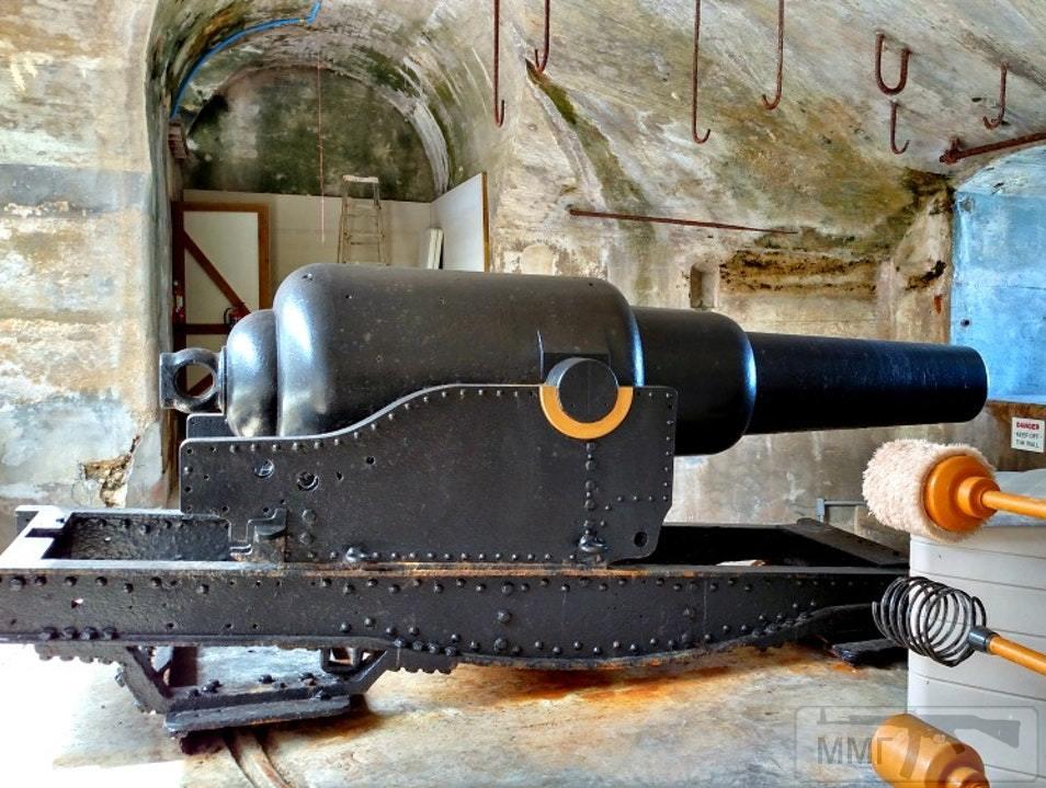 35027 - RML 10 inch 18 ton gun