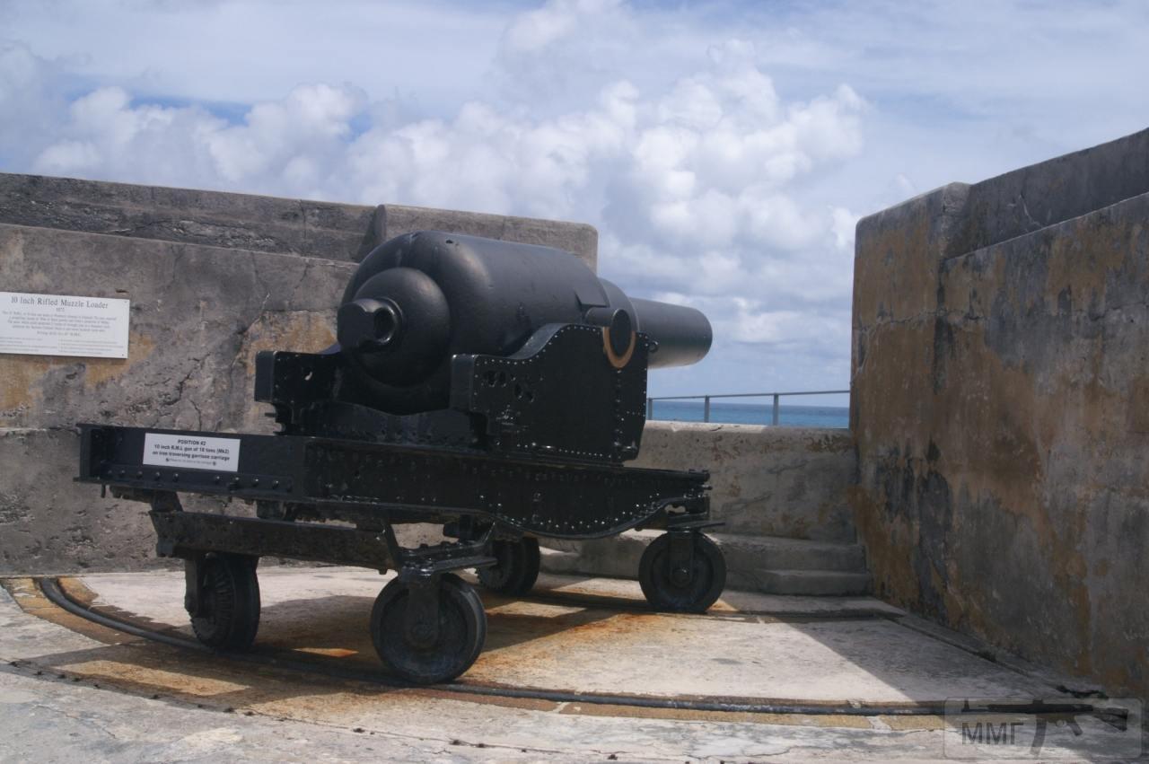 35031 - RML 10 inch 18 ton gun