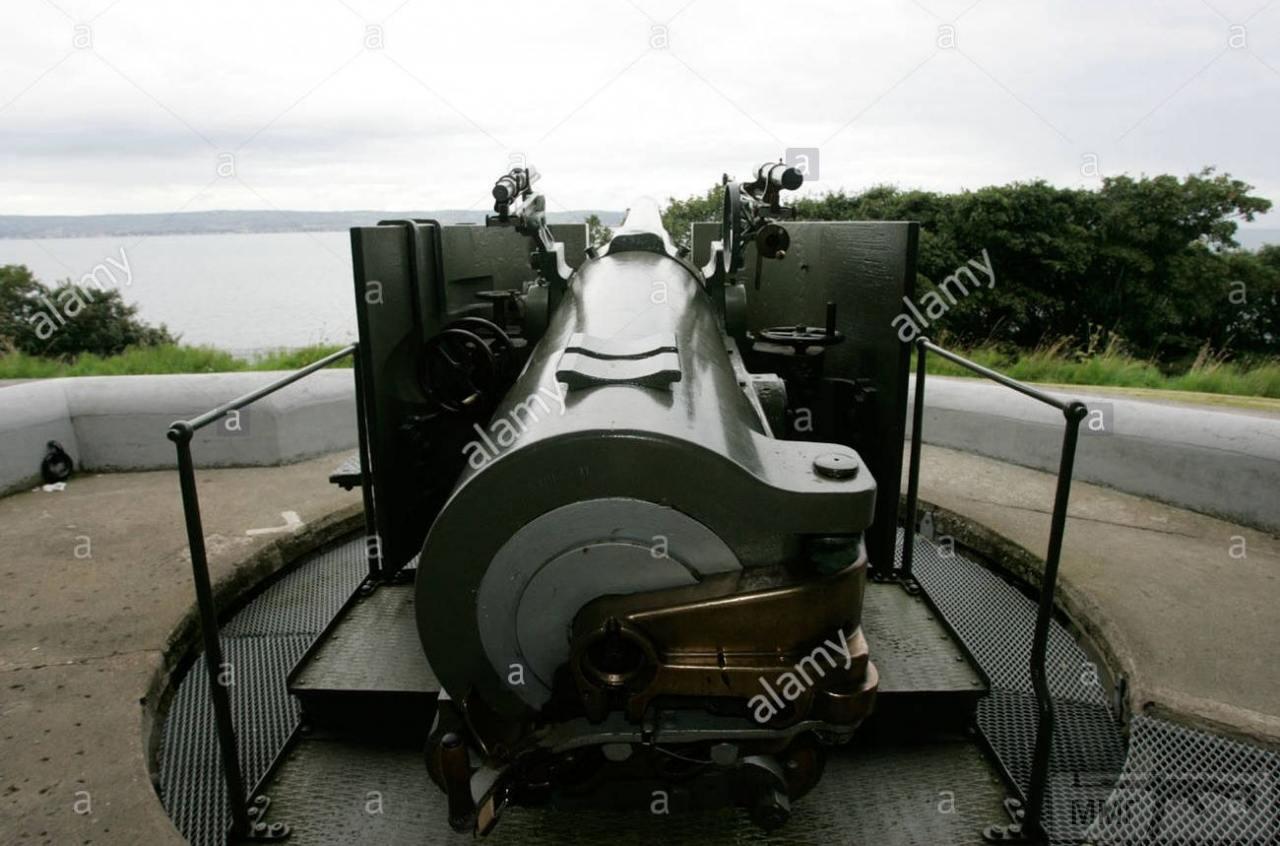 35043 - Корабельные пушки-монстры в музеях и во дворах...