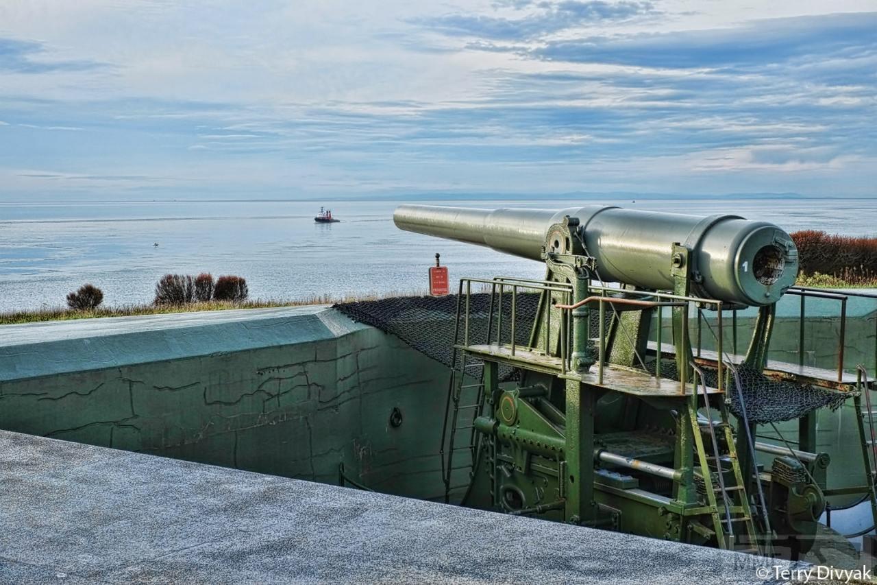 35061 - 10-inch gun M1895