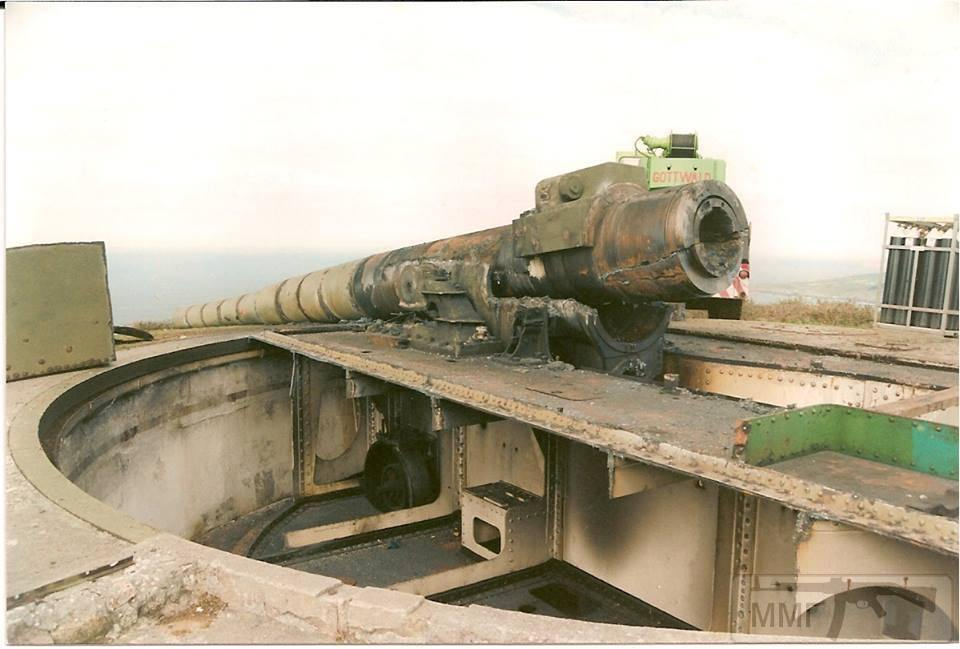 35081 - 38.1 cm/45 Model 1926 naval gun