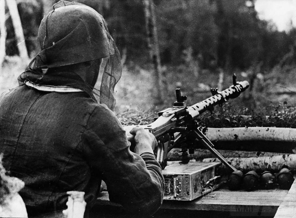 3522 - Все о пулемете MG-34 - история, модификации, клейма и т.д.