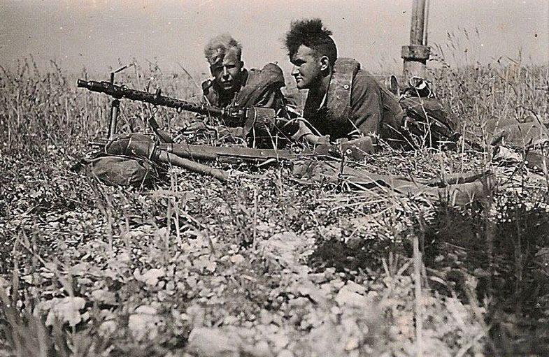 3523 - Все о пулемете MG-34 - история, модификации, клейма и т.д.