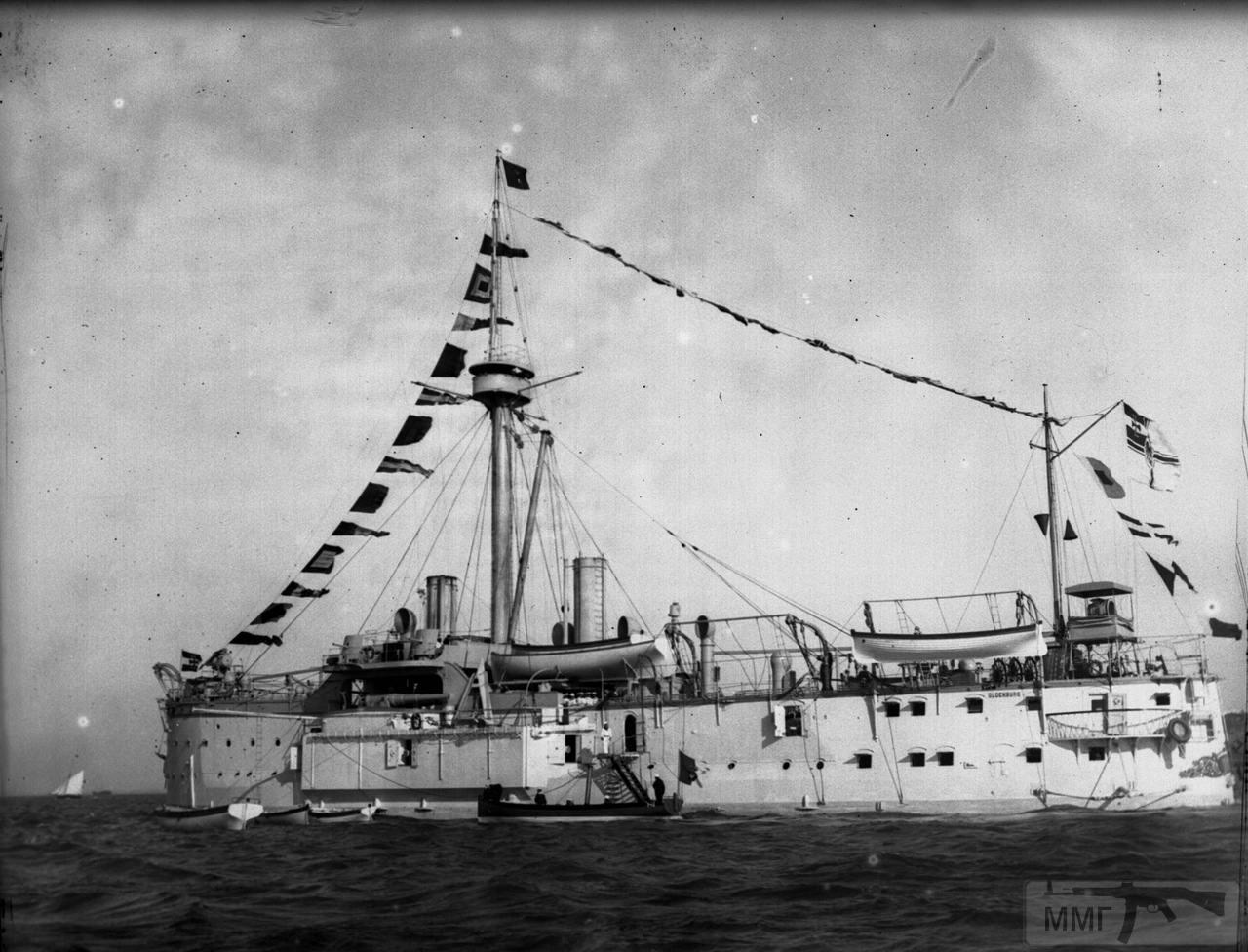 35262 - Казематный броненосец Oldenburg